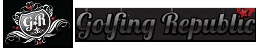 Logo Golfing Republic